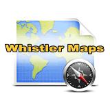 Whistler Accommodation Maps