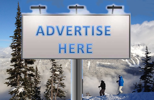 Advertise Whistler Vacation Rentals Here