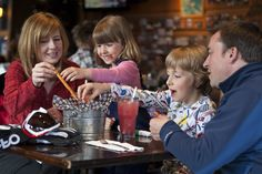 Whistler family friendly restaurants