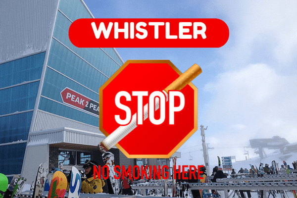 Whistler Bans Smoking
