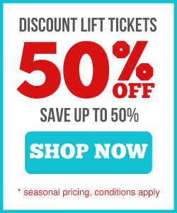 Whistler Lift Ticket Discounts
