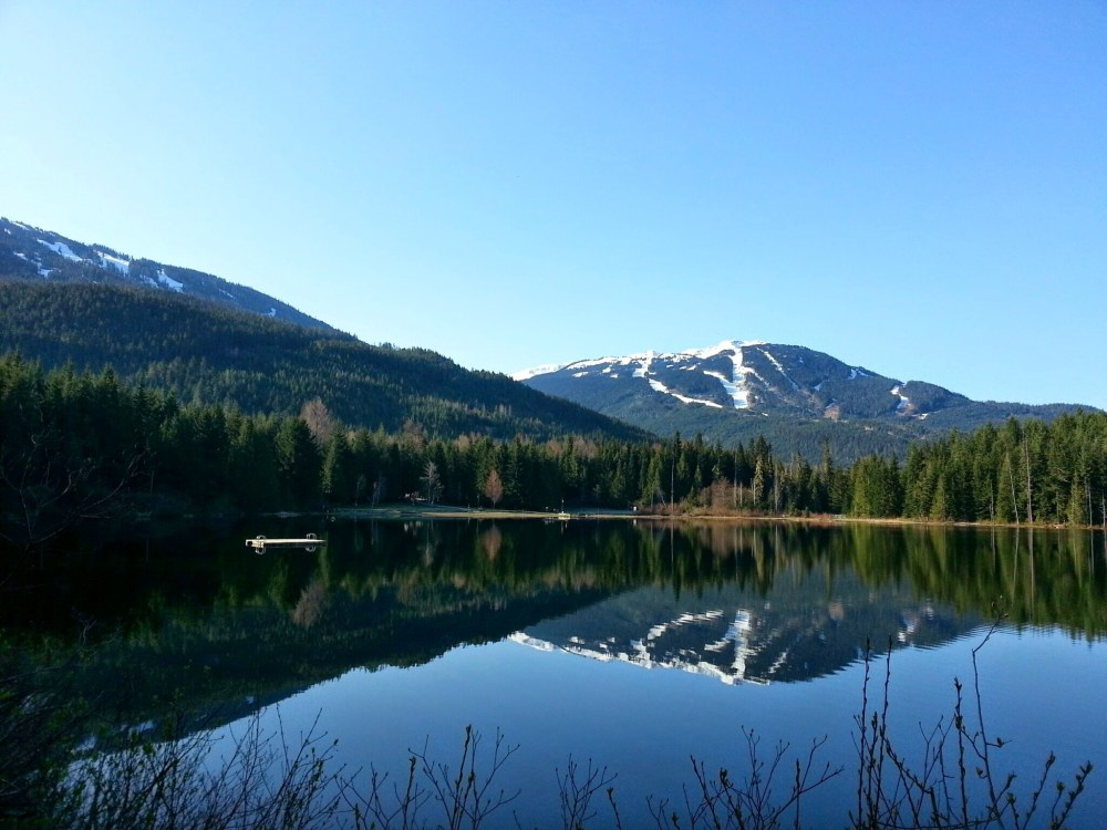 Lost Lake Loop | Beginner Friendly Hikes in Whistler