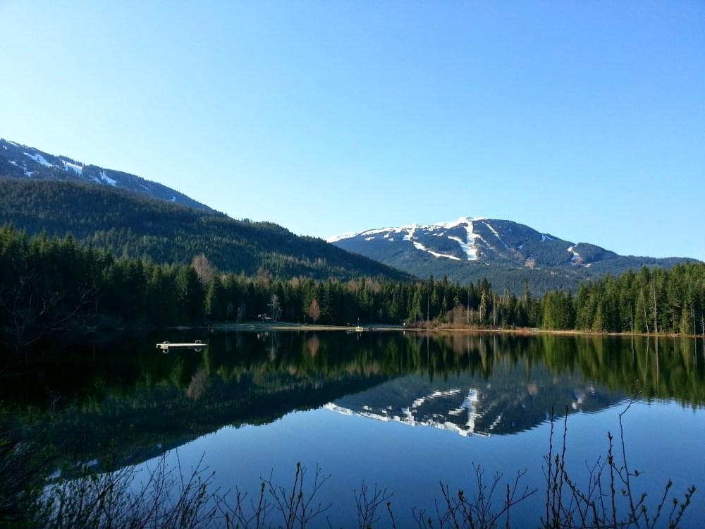 Lost Lake Loop   Beginner Friendly Hikes in Whistler