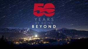 Whistler Blackcomb 50 Years