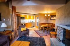3 Bedrooms,  2.5 BA, Short Walk to Whistler Gondola Pictures