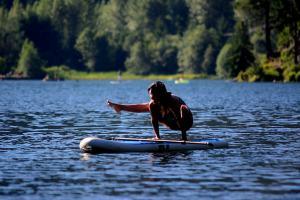 Summer Fun at Alpha Lake
