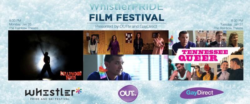 Whistler Pride film festival