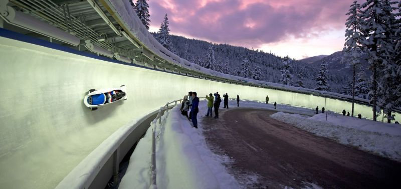 5 surprising things to do in Whistler including bobsled