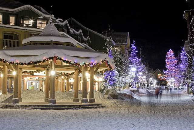 What's New in Whistler Village