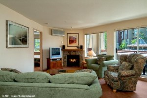 Pictures of Deluxe Whistler Town Plaza Condo