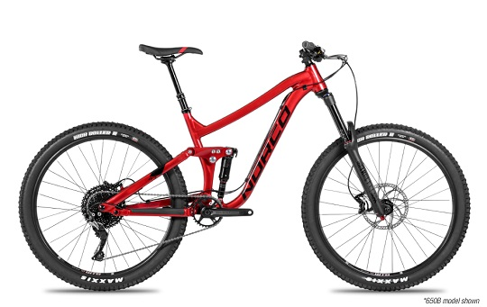 Norco Range rental bike 2018