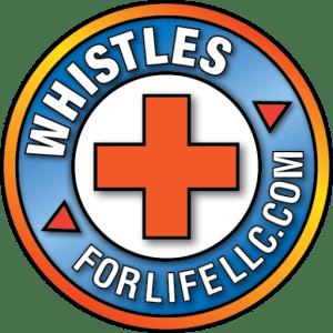 Whistles for Life logo