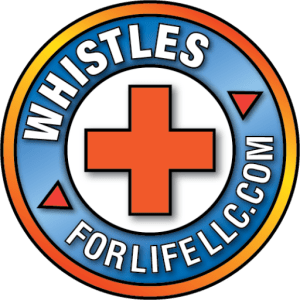 Whistles for Life logo