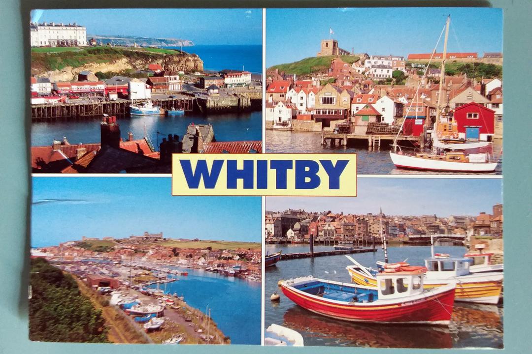 Whitby postcard