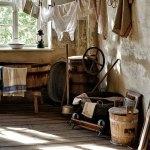 洗濯物と紀ちゃん