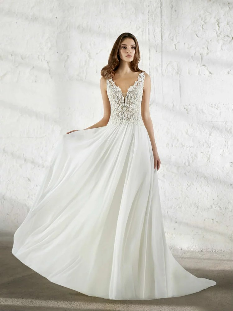 Robe Mariee Pas Cher White Boutik White Boutik By Herve Mariage