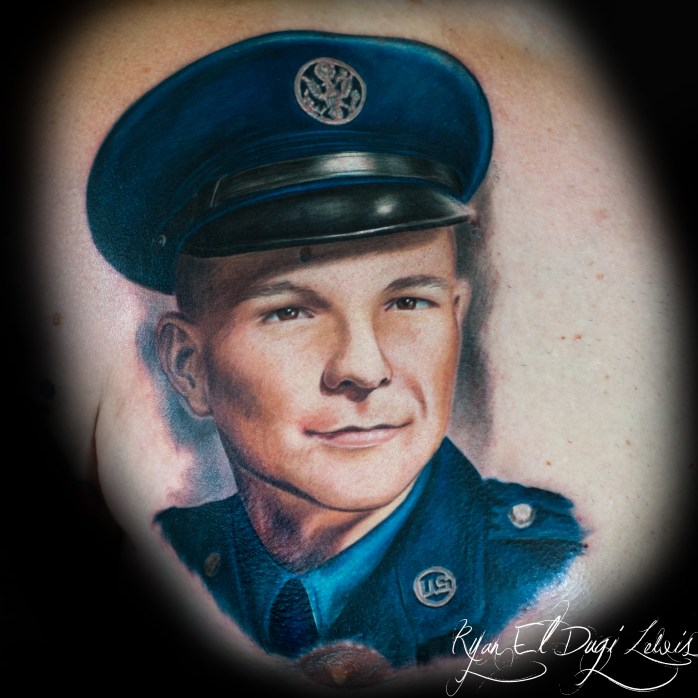 Jordan Portrait SITE 2, air man ryan el dugi lewis in color realistic to be published 8.24.18