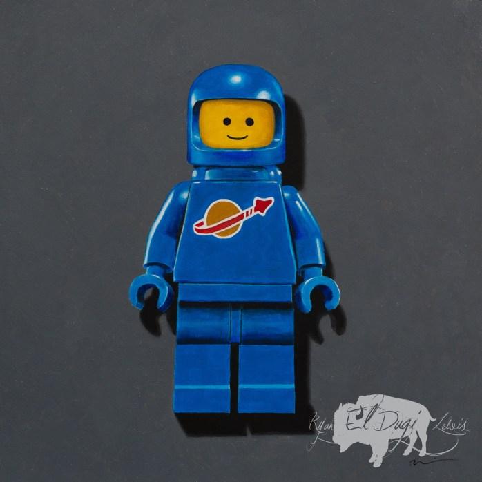 lego spaceman site