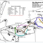 Sky Meadows State Park Horseback Riding Trails
