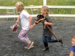 Hobby Horse - Racing Pairs Division
