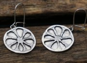Silver Fruit Earrings 5