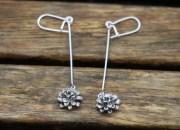 Lopng Flower Earrings 3