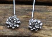 Lopng Flower Earrings 6