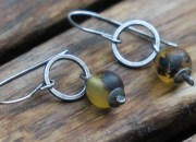 Baltic Amber Earrings 3
