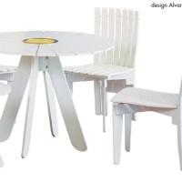 Aurinkopöytä ja -tuolit