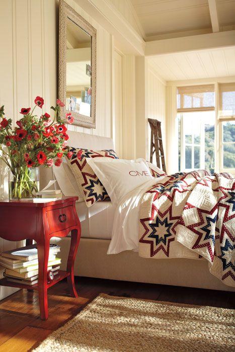 cottage, cottages, cottage style, quilt, lake cottage