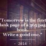 A New Start..