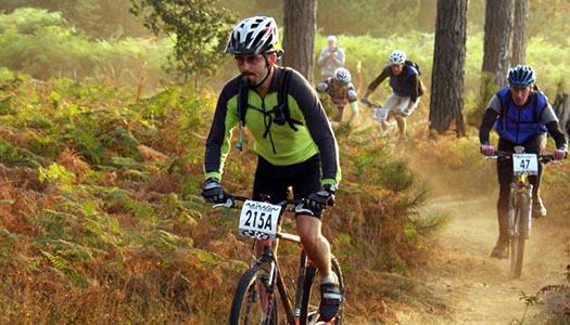 Mountain Bikers' Dream Getaway