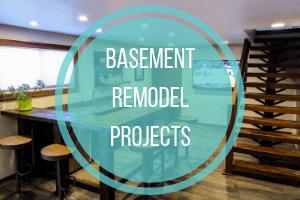 Basement Remodel Projects Minneapolis St. Paul