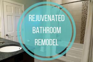 Rejuvenated Bathroom Remodel Lakeville