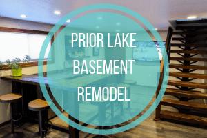 Prior Lake, MN Basement Remodeling