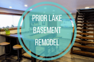 Prior Lake, MN Basement Remodeling