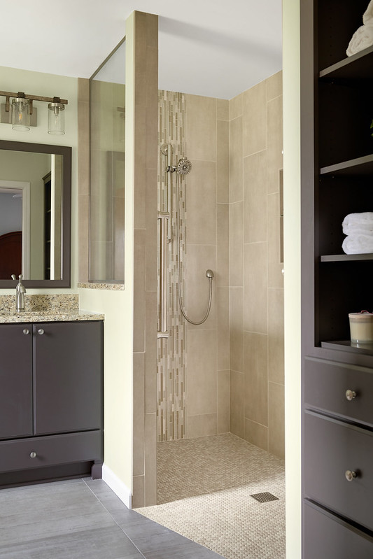 Aging in Place Bathroom Design Eagan, MN