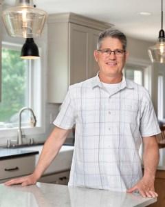 Eagan MN bathroom remodeler Steve McDonald