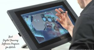 Best Digital Drawing Software Program for Artists