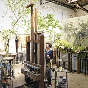 Claire Basler studio