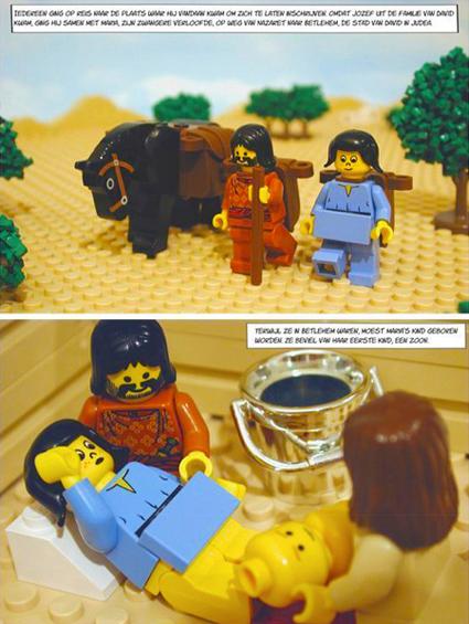 De Bijbel in 1001 blokjes | By Brendan Powell Smith