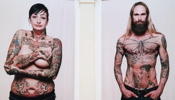 © Marvin Kolk | Tattoo Museum Kunst Gewerbe Hamburg