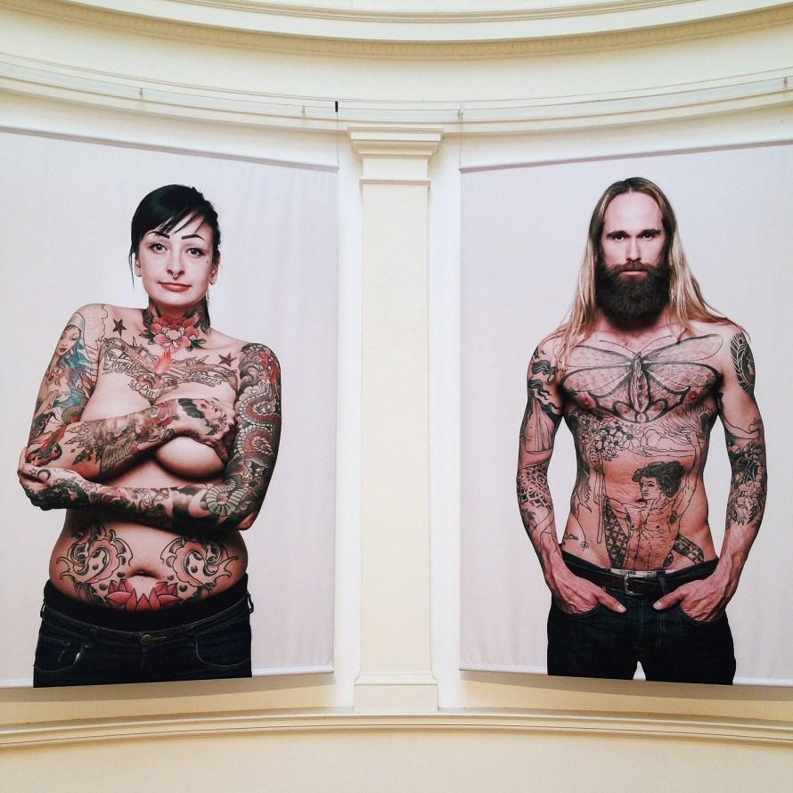 Tattoo Museum Kunst Gewerbe Hamburg