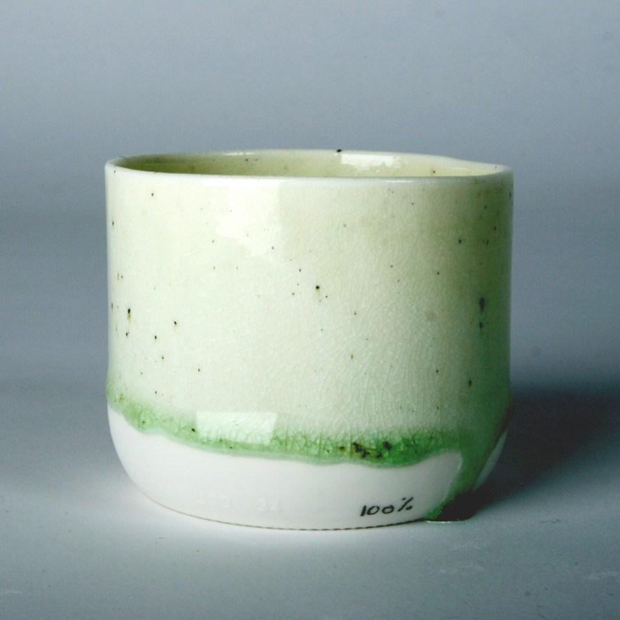 Enkel Glas Studio Ineke vd Werff