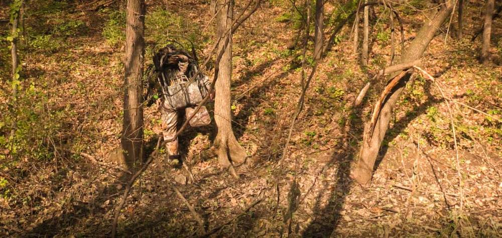 10 Tips for the Hunter Who Goes Hunting Alone