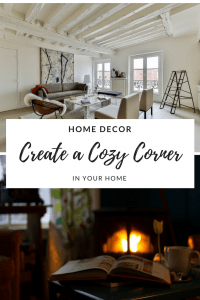 Home Decor_ Create a Cozy Corner in your home