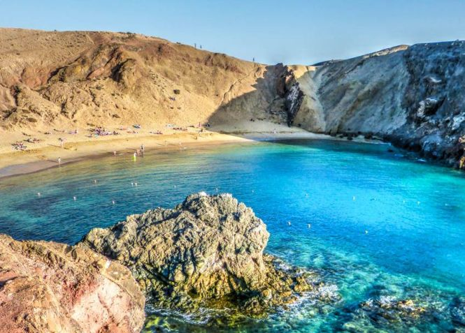 playa-papagayo-beach-lanzarote