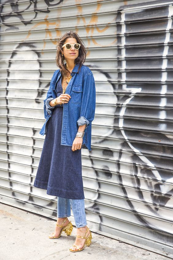 5 Ways to Style Your Denim Jeans for Autumn