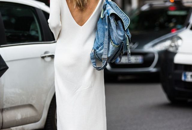 how to wear white dresses for summer
