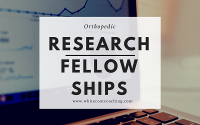 Orthopedic Research Fellowship